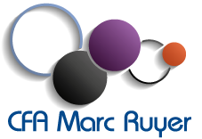 Logo du CFA Marc Ruyer